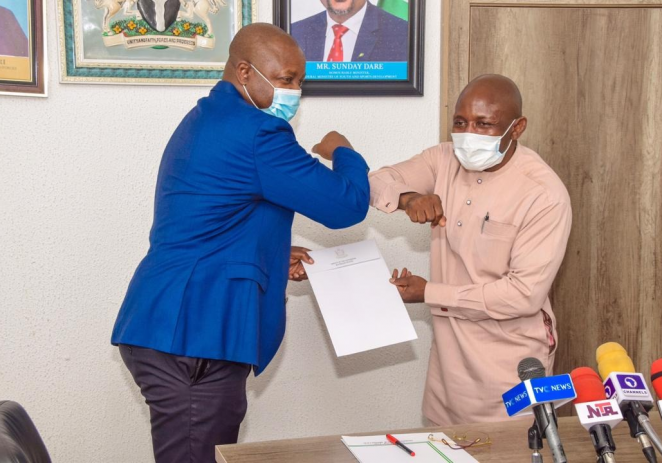Federations' 48-hours Ultimatum To Minister: Orbih, Igali, Others Deny Involvement