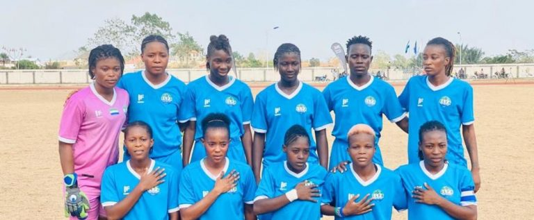 Sierra Leone Introduces Equal Pay For Men, Women's National Teams
