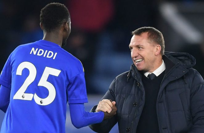Wilfred Ndidi To Miss Liverpool/Leicester City EPL  Clash