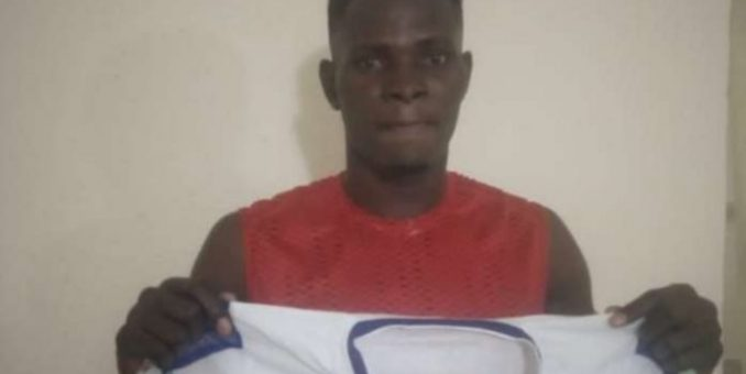 Rivers United Sign Gbadamosi Olamilekan From FC Ifeanyi Ubah