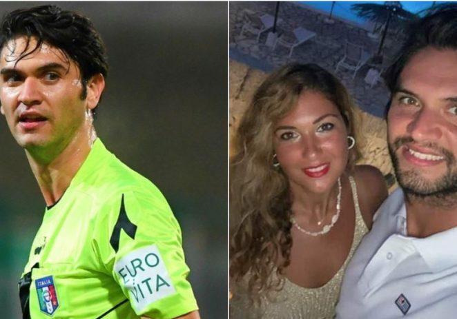 Italian Referee, Fiancée Killed Hours Before Match