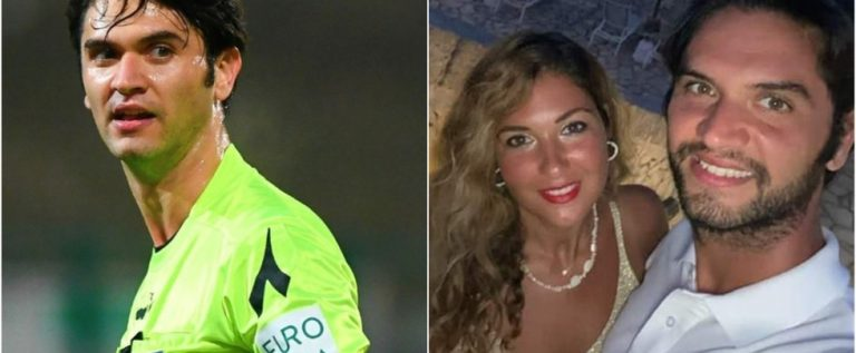 Italian Referee, Fiancée Killed Hours Before Match