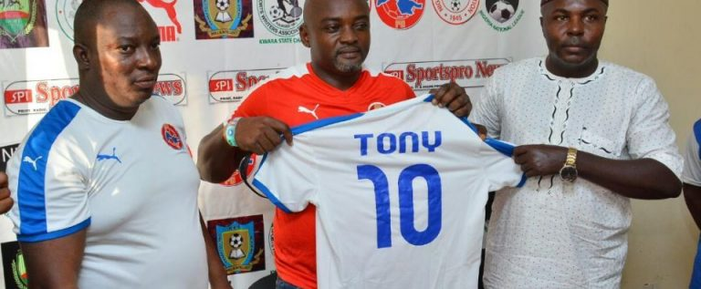 ABS FC Unveils Cameroonian Coach As New Technical Adviser