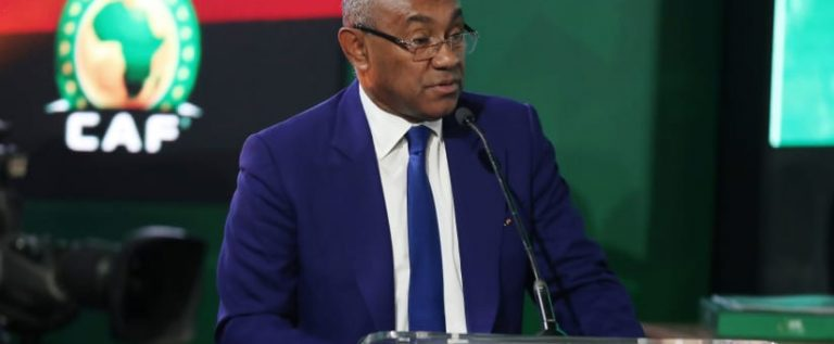 FIFA Slams Five-year Ban On CAF President Ahmad Ahmad Over Corruption