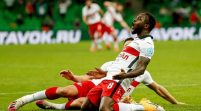 Moses Dedicates first Spartak Moscow's Goal To End SARS Protesters