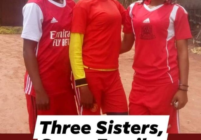 How Three Sisters From Same Family Won First Opi 14km Race In Enugu State