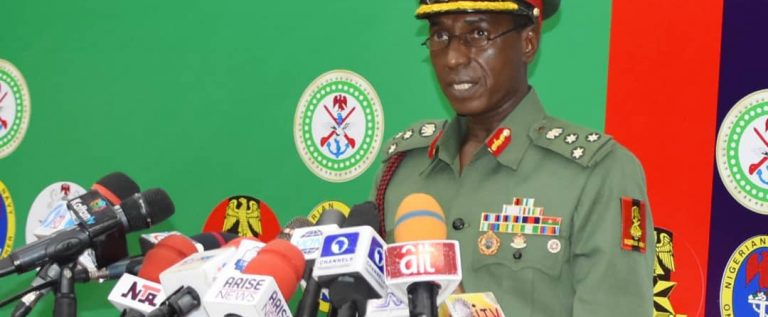 Nigeria's Senior Army Officer Elected President Organisation of Military Sports In Africa