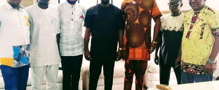 Abia State Inaugurates Gov  Ikpeazu Preseason Tournament Committee