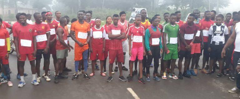 Jubilation As 94 Runners Participate In First Opi Marathon Race In Enugu