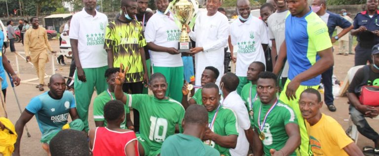 Kano State Emerge Champions Of Para-Soccer For A Record 6th Times