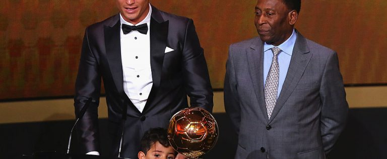 Pele: Cristiano Ronaldo Better Than Lionel Messi But I'm Greatest Player Ever