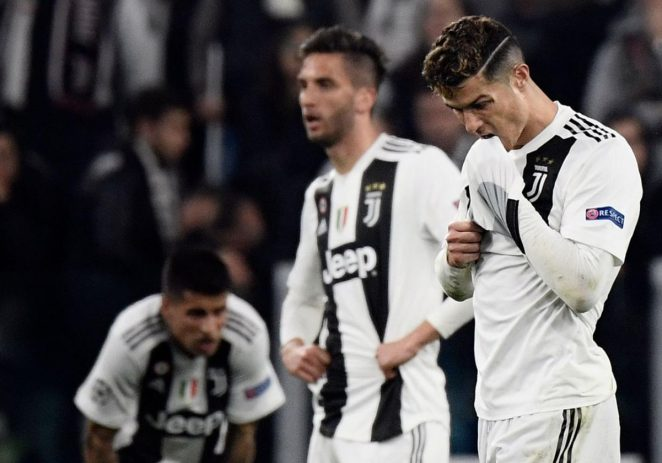 Cristiano Ronaldo 'Believes Juventus Not At His Level'