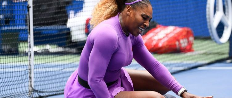 Achilles Injury Forces Serena Williams Out Of French Open