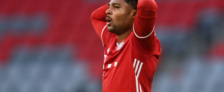 Bayern Munich Star, Gnabry Tests Positive For COVID-19