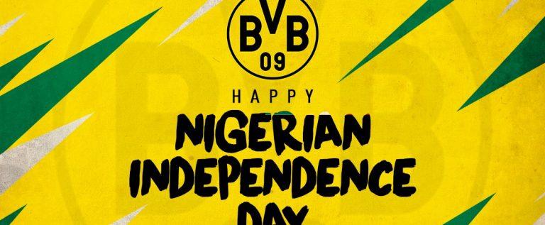 Arsenal, Dortmund, Marseille, Villareal, Nigeria Clubs, Celebrate Nigeria's 60th Independence