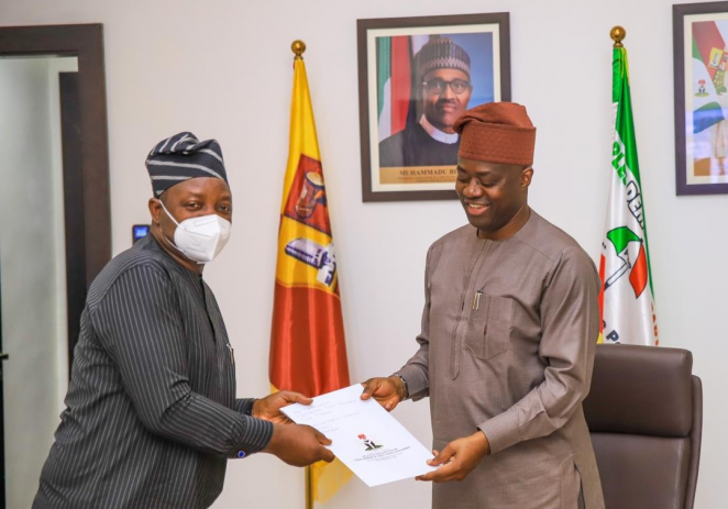 Sports Minister, Oyo Governor Unite For Youth Development