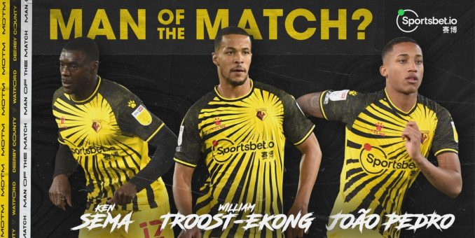Watford Boss Confirms Troost-Ekong In Contention For Blackburn Match