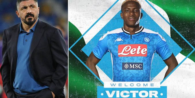 Victor Osimhen Loses First Serie A Match Of 2020/2021 Season