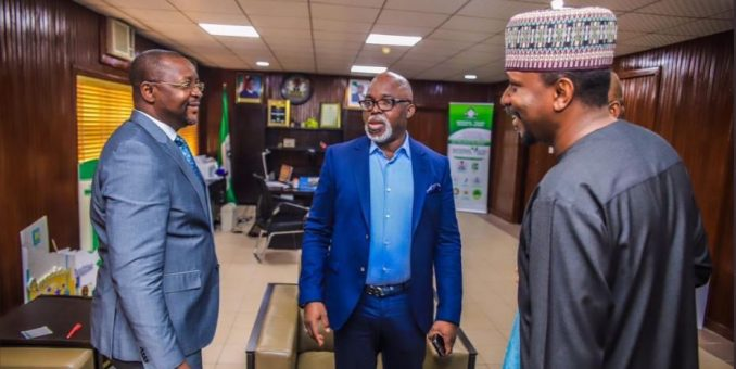 AGAIN! NFF, Sports Minister Dragged To Court