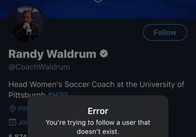 Super Falcons Coach, Randy Waldrum Deactivates Twitter Account
