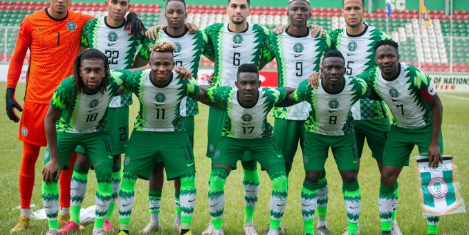 AFCON Qualifiers: No Friendly Matches For Super Eagles