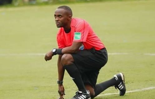 Guinean Official Camara Younoussa Referees Leone Stars/Eagles Clash