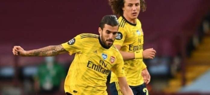 David Luiz, Dani Ceballos Involved In Arsenal Training Ground Bust-Up