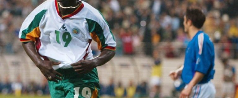 NFF Mourns Former Senegalese Star Papa Bouba Diop, Consoles Senegal FA, Family