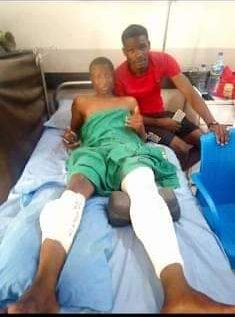 Boko Haram Attack Kano Pillars Player, Shot Him On Both Legs