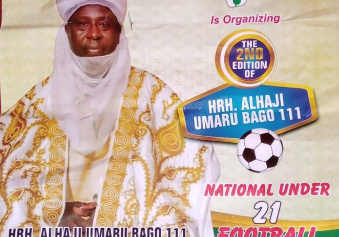 Emir Umaru Bago National U-21 Football Competition Kicks Off On Sunday