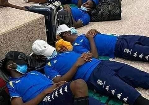 2021 AFCON Qualifier: CAF To Take Disciplinary Action On Maltreatment Of Gabon By Gambia