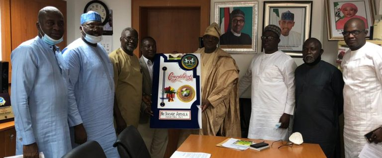 FCT Golf Association Commended For  Acquiring Land  For Course