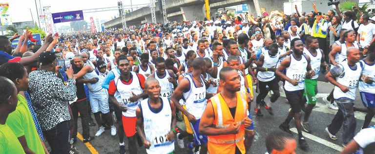 Only 10, 000 Runners To Participate In 2021 Lagos City Marathon