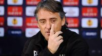 Former Man City Coach, Mancini Tests Positive For COVID-19