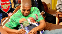 Africa Pillar Of Sports, Orji Uzor Kalu Reacts To Arsenal Win Against Chelsea