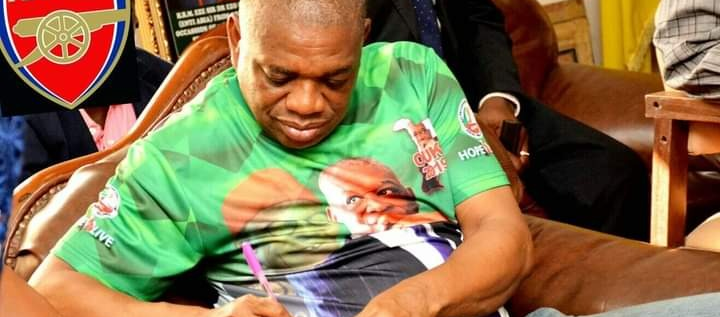 Orji Uzor Kalu  Blames Poor Management On Enyimba's Fall In Continental Fortune