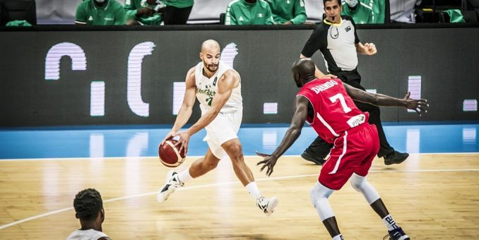 Kida To D'Tigers: Race For 2021 FIBA Afrobasket Qualification Not Over
