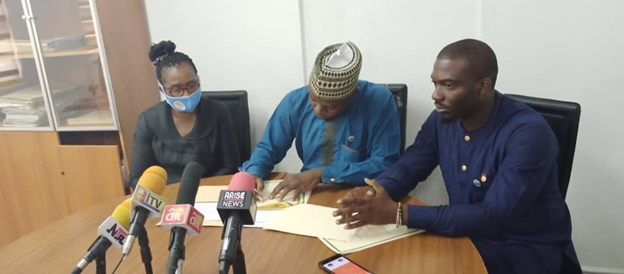 Sports ministry signs MOU with TIIMAfrica on Disbursement of $500, 000 to 100 youths