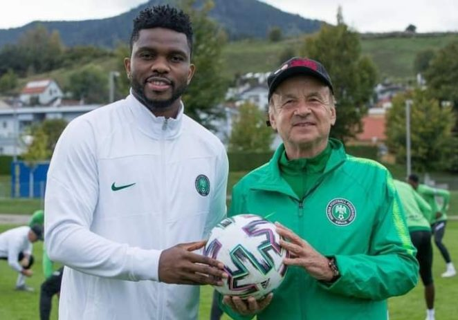 2022 AFCON: Yobo Confident Eagles Will Secure 4 Points Against Sierra Leone To Qualify