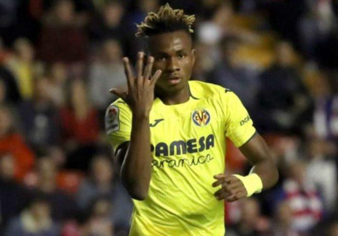 2021/2022 La Liga: Chukwueze Resumes Training With  Villarreal