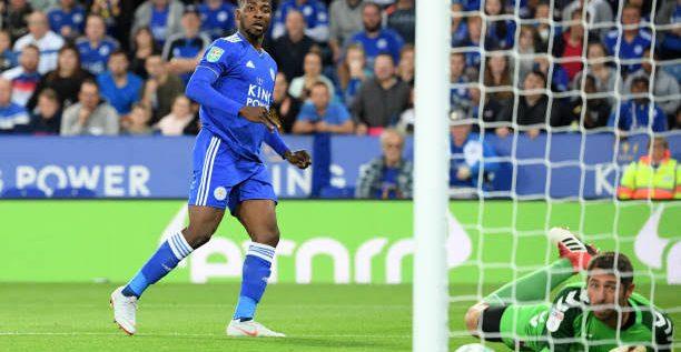 Iheanacho Nets A Brace As Leicester Thrash Braga In Europa League  