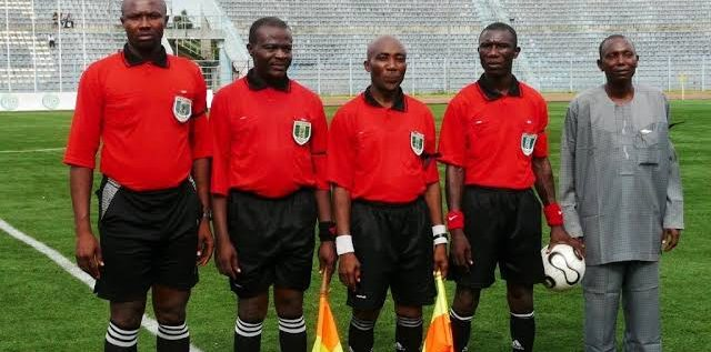 NFF Charges Referees To Be Good Ambassador On FIFA Assignments
