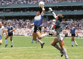 Tunisian Referee Who Missed Hand-Of-God Goal Hails 'Genius' Maradona
