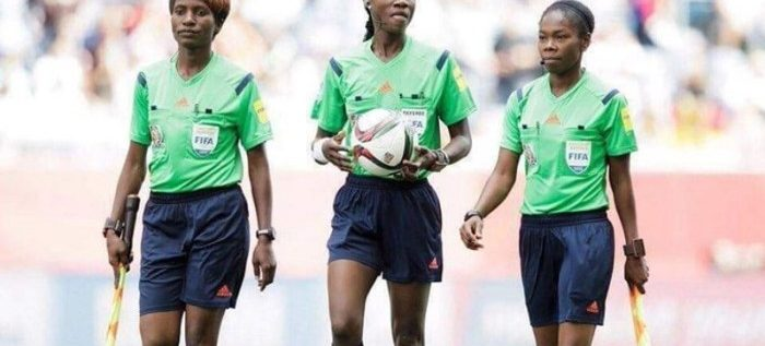 FIFA Selected Women Referees Will Excel In World Cup – NFF