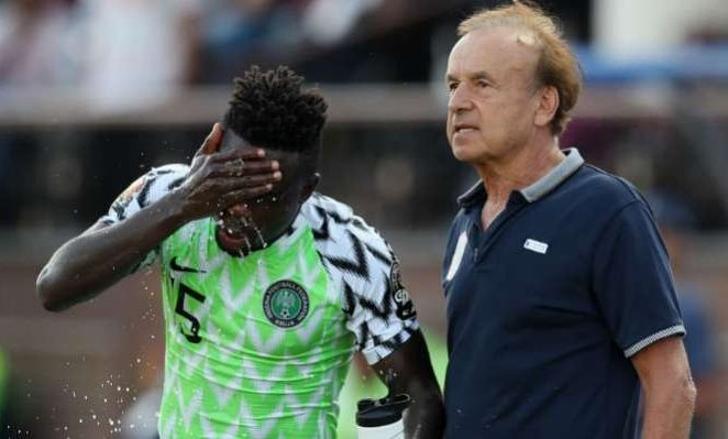 kenneth Omeruo, Moses Simon Doubtful For AFCON Qualifiers