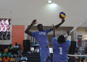 Kano Pillars Crush COAS Spikers In Volleyball Super Cup Clash