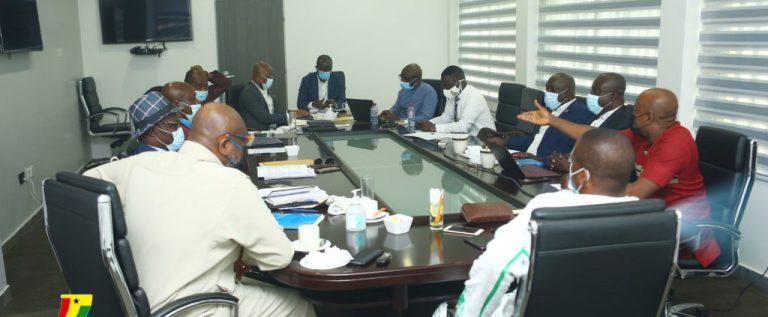 Ghana Premier League Autonomous Committee Submits Report To GFA