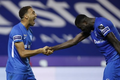Onuachu, Dessers Run Riots As Genk Defeat Antwerp In Belgium League