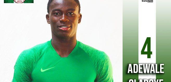 European Clubs Jostle To Sign Flying Eagles  midfielder Oladoye
