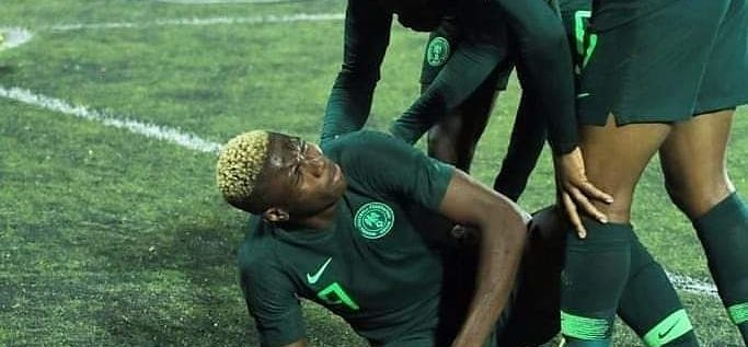 Napoli Accuses Super Eagles Medics Of Aggravating Victor Osimhen's Shoulder Injury  …It Is Not True  – Osimhen